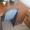 Стол офисный темно-коричневого цвета #961493