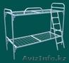 Железные армейские кровати, одноярусные металлические кровати для больниц, оптом - Изображение #2, Объявление #1417609