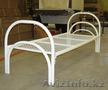 Кровати металлические двухъярусные для казарм, кровати трёхъярусные оптом - Изображение #3, Объявление #1421173