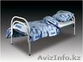 Кровати одноярусные металлические, кровати металлические двухъярусные. оптом, Объявление #1428554
